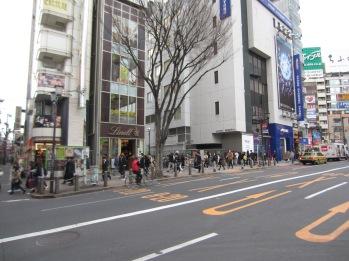 Lindt gibt es in Tokyo auch!