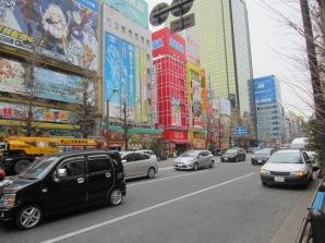 Akihabara - das Technikviertel