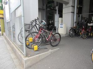 solche Fahrradschlösser wären in Wien ziemlich praktisch