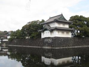 beim kaiserlichen Palast