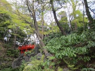 Hamarikyu-Garden